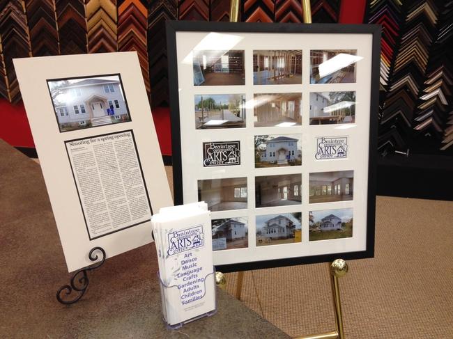 Art Opening to Benefit The Braintree Community Art Center